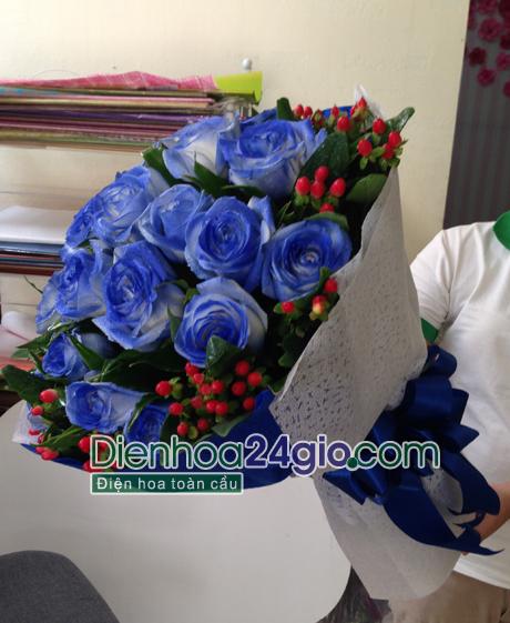 565df2d376 Bạn muốn chọn hoa sinh nhật gửi đi nước ngoài - Điện hoa 24h
