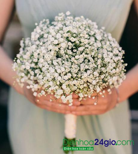 Kết quả hình ảnh cho hoa cưới cho cô dâu nhỏ người