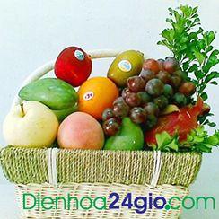 Giỏ trái cây HQ07