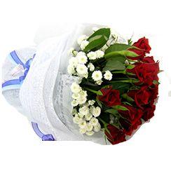 Bó hoa tình yêu