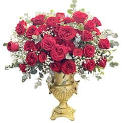 Bình hoa tươi Bi58