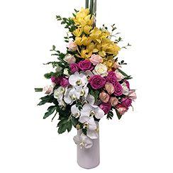 Bình hoa sinh nhật Bi56