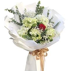 Bó hoa tươi HB590