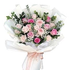 Bó hoa tươi HB591
