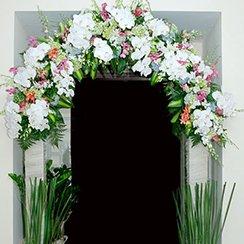 Cổng hoa cưới HN1