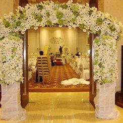 Cổng hoa cưới HN3