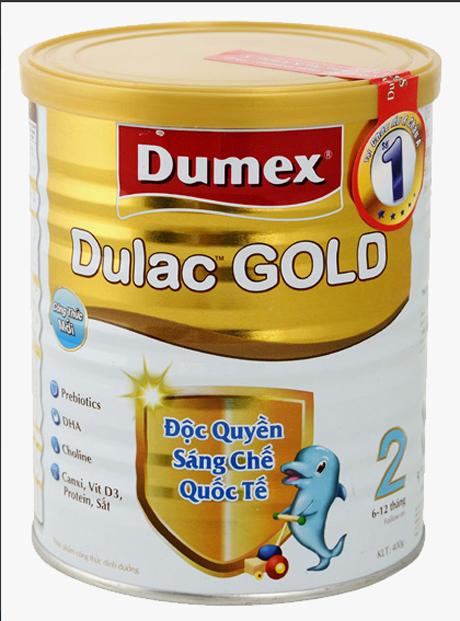 Sữa Dumex