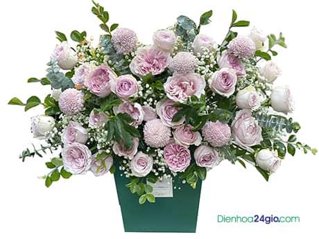 Giỏ hoa G604