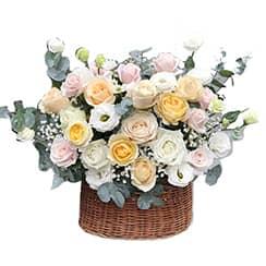 Giỏ hoa G601