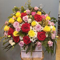 Shop hoa hà nội đẹp G423