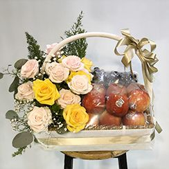 Mua hoa quả trực tuyến   Giỏ hoa quả đẹp
