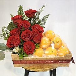 Gửi điện giỏ hoa quả | Cua hang hoa qua