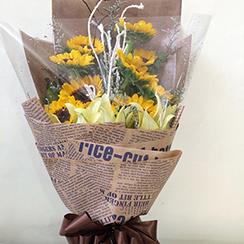 Bó Hoa tặng đại biểu đẹp