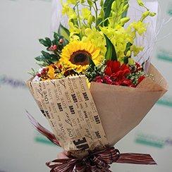 Bó hoa tặng đại biểu 14