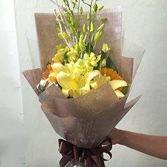 Bó hoa tặng đại biểu 04