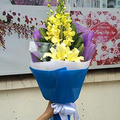 Hoa tặng đại biểu, Hoa tặng sự kiện