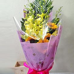 Hoa tặng đại biểu 07