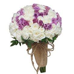 Bó hoa hồng tặng vợ, tặng người yêu