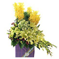 Tặng hoa sinh nhật G129