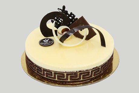 Bánh sinh nhật Madagasca vanilla mousse