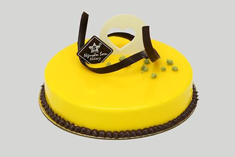 Bánh kem Happy Angel cake