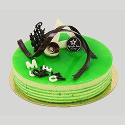 Bánh sinh nhật Matcha Charlotte
