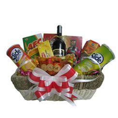 giỏ quà đẹo, giỏ quà vip, send gift, send flower