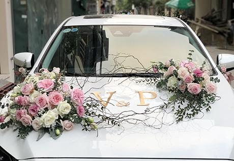 Xe hoa cưới 5