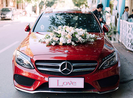 Xe hoa cưới 39