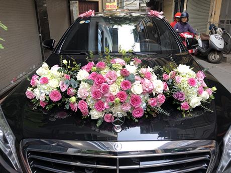 Xe hoa cưới 17