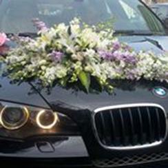 Xe hoa cưới 10