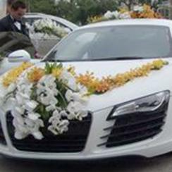 Xe hoa cưới 2