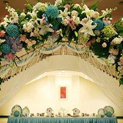 Cổng hoa cưới HN
