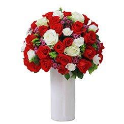 Bình hoa hồng đẹp
