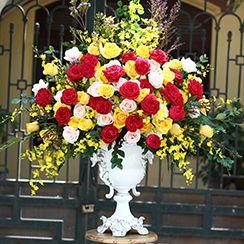 Bình hoa vip