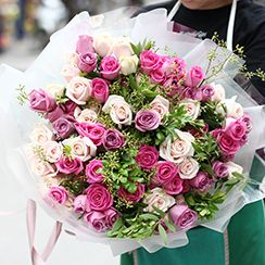 Bó hoa tươi HB474