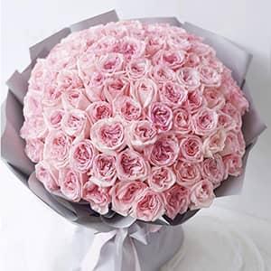Bó hoa hồng ohara HB598