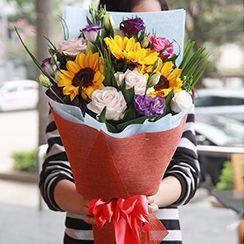 Bó hoa tươi đẹp HB403