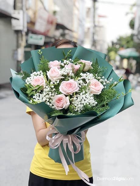 Hoa sinh nhật HB583