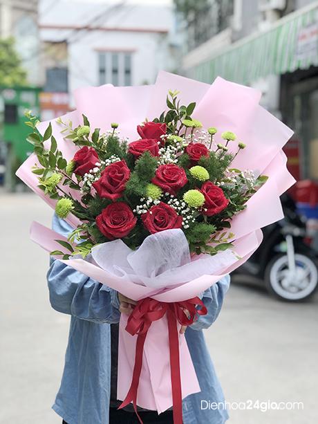 Hoa sinh nhật HB586