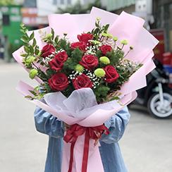 Hoa sinh nhật HB585
