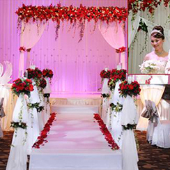Cổng hoa cưới HN5