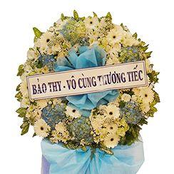 Dịch vụ hoa chia buồn CB18