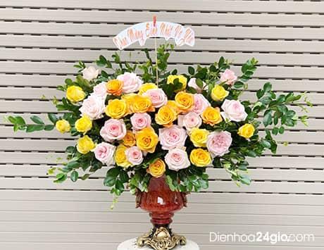 Hoa sinh nhật G643