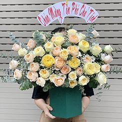Hoa tặng sinh nhật G621