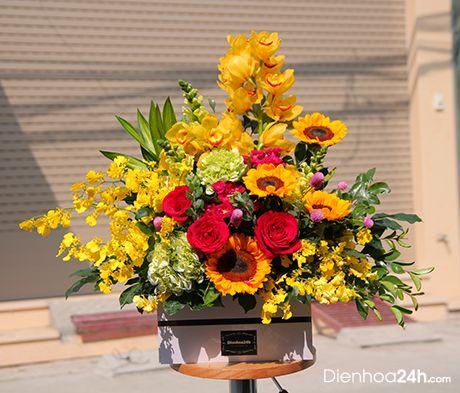 Bó hoa tươi SNM137