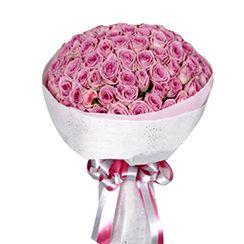Bó hồng tình yêu HB72