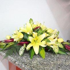 Hoa bàn họp 03