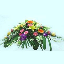 Hoa bàn họp 15