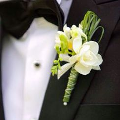 Hoa cài áo CR23